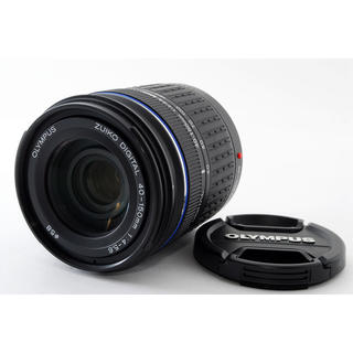 オリンパス(OLYMPUS)の☆オリンパス ZUIKO 40-150mm ☆便利な望遠レンズ☆(レンズ(ズーム))