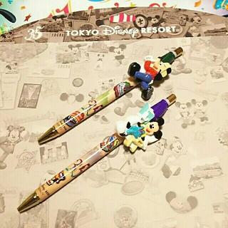 ディズニー(Disney)のまこここ0967様専用です。ディズニー 35周年 ボールペン(ペン/マーカー)
