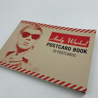 アンディウォーホル(Andy Warhol)のAndy Warhol ポストカードブック 30種類(写真/ポストカード)