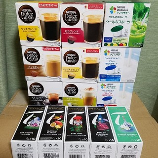 ネスレ(Nestle)のネスレ ドルチェグスト スペシャルt(コーヒー)