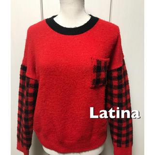 アナップラティーナ(ANAP Latina)のLatina ニット(ニット/セーター)