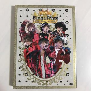 Johnny's - 初回限定盤 King & Prince LIVE DVD