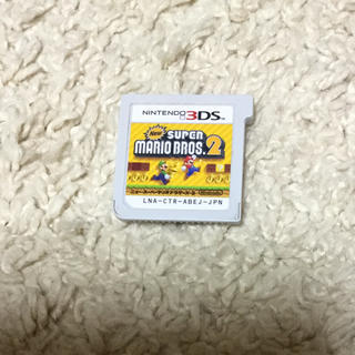 ニンテンドー3DS(ニンテンドー3DS)の【中古】スーパーマリオブラザーズ2 [3DSソフト]【箱なし】(携帯用ゲームソフト)