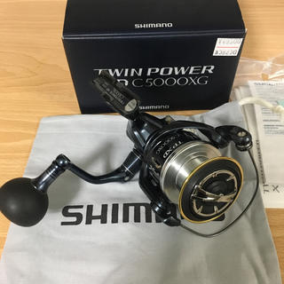 SHIMANO - シマノ ツインパワー  xd c5000xg