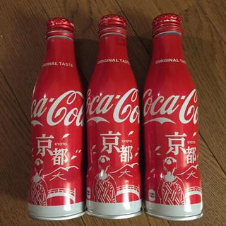 コカコーラ(コカ・コーラ)のコカコーラ/京都/限定缶(リキュール/果実酒)