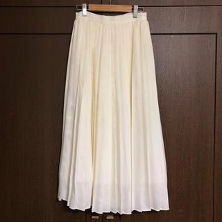 テチチ(Techichi)の新品未使用 techichi テチチ プリーツスカート(ひざ丈スカート)