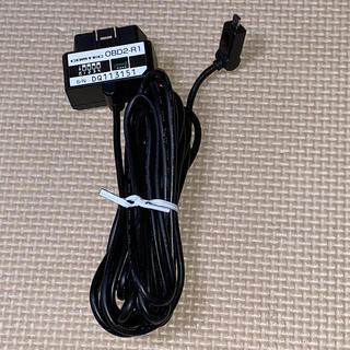 コムテック OBD 2-R1ケーブル(レーダー探知機)