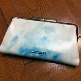 ジルスチュアート(JILLSTUART)のジルスチュアート♡がま口長財布(財布)