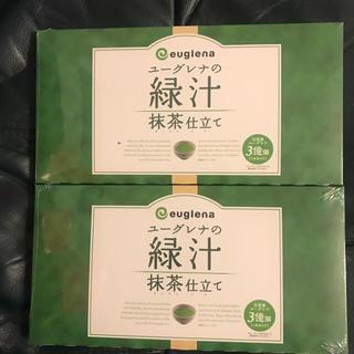 ユーグレナ 緑汁 2箱  ke keさん専用(青汁/ケール加工食品 )