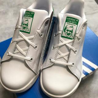 アディダス(adidas)の【新品未使用】16センチ アディダス スタンスミス adidas (スニーカー)