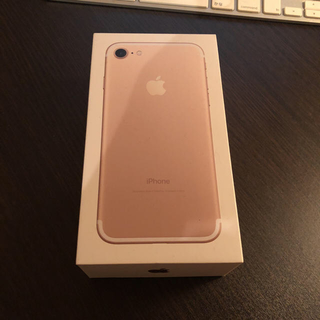 Apple - iPhone 7 256GB Gold SIMロック解除済