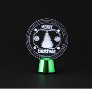 フランフラン(Francfranc)のフランフラン LED フラッシングプレート ツリー(その他)