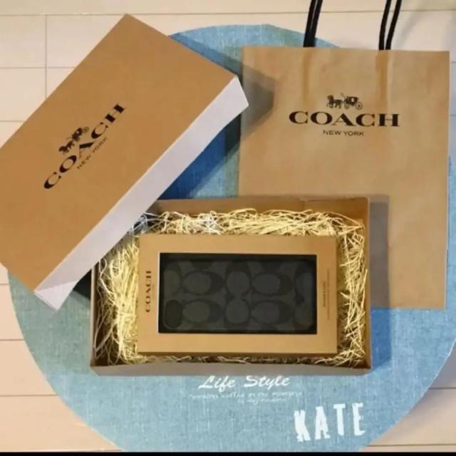 ナイキ ギャラクシーS6 Edge ケース | COACH - コーチ 新品未開封! iPhoneケース ブラック03 シグネチャーの通販 by kate's shop|コーチならラクマ