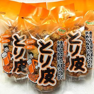 ‼️人気商品①‼️沖縄・とり皮(菓子/デザート)