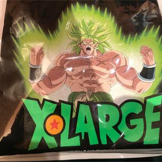 エクストララージ(XLARGE)のxlarge ドラゴンボール ブロリー ブラック Mサイズ(Tシャツ/カットソー(半袖/袖なし))