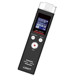 ★即日発送★ 小型 IC ボイスレコーダー 高音質 液晶 8GB(その他)