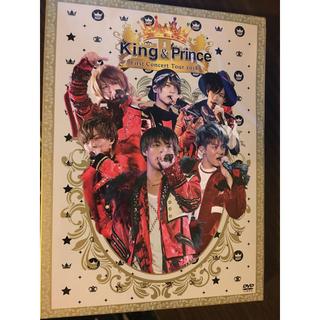 ジャニーズ(Johnny's)のキンプリ King&Prince DVD 初回限定盤!(アイドルグッズ)