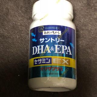 サントリー(サントリー)のサントリーセサミン DHA&EPA(その他)