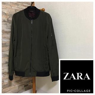 ザラ(ZARA)のZARA ☆ MA-1(ブルゾン)
