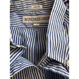 インディヴィジュアライズドシャツ(INDIVIDUALIZED SHIRTS)のINDIVIDUALIZED SHIRTS インディビジュアライズド シャツ (シャツ)