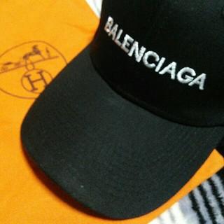バレンシアガ(Balenciaga)の新品タグつき バレンシアガ 帽子 キャップ BALENCIAGA(キャップ)