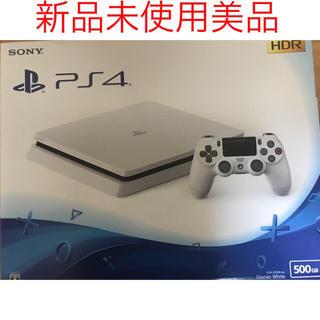 PlayStation4 - PlayStation®4 グレイシャー・ホワイト 500GB CUH-2100