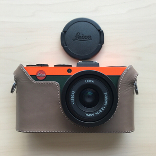 ライカ(LEICA)の超美品 正規品 LEICAxpoulsmith X2 激レア(コンパクトデジタルカメラ)