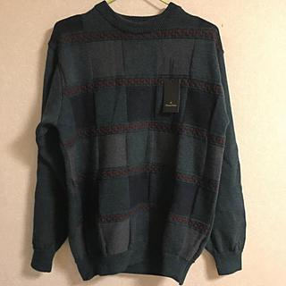 デビッドヒックス(David Hicks)のDavid Hicks セーター  日本製 ウール100%(ニット/セーター)