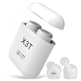Bluetooth イヤホン ワイヤレスイヤホン X3T ブルートゥース 防水(その他)