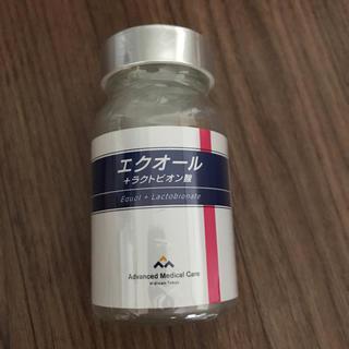 エクオール  + ラクトビオン酸  新品未使用(その他)