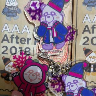 トリプルエー(AAA)のAAA After Partyグッズ(ミュージシャン)