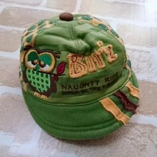 ビッツ(Bit'z)の【美品】Bit´z ベビー キャップ 帽子 44(帽子)