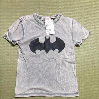 エイチアンドエム(H&M)の新品!H &M バットマン Tシャツ(Tシャツ/カットソー)