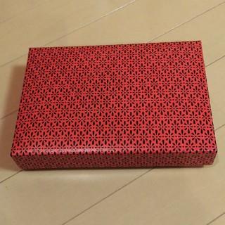 【新品未使用】京和柄箱(和装小物)