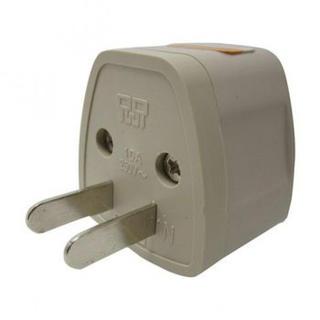 ZOER 全世界対応マルチ変換プラグA型(海外電化製品を日本で利用) A,BF(その他)
