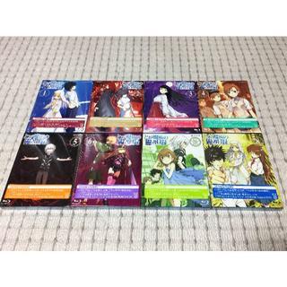 Blu-ray とある魔術の禁書目録 初回限定版 全8巻セット(アニメ)