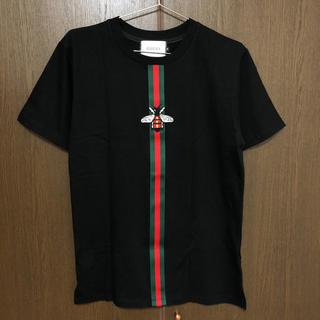 スタッドオム(STUD HOMME)のstud homme スタッドオム Tシャツ グッチ柄 bee M(Tシャツ/カットソー(半袖/袖なし))