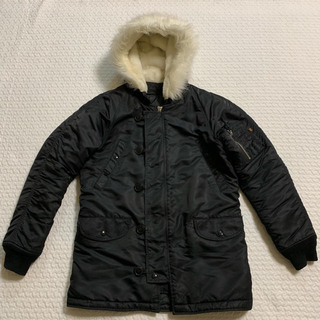 アルファ(alpha)のALPHA × AMERICAN RAG CIE 別注N-3Bジャケット(ミリタリージャケット)