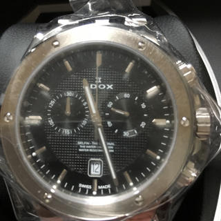 エドックス(EDOX)のEDOXメンズ腕時計(腕時計(アナログ))