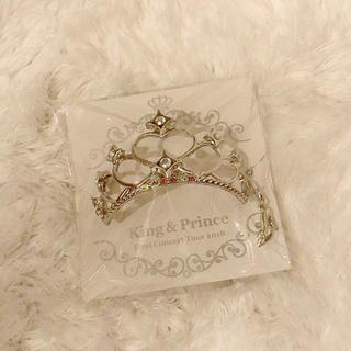 Johnny's - king&prince ティアラ ブレスレット