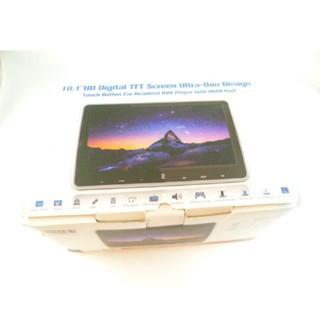 LOSKAヘッドレストモニター DVDプレーヤー 10.1インチ ポータブル☆(DVDプレーヤー)