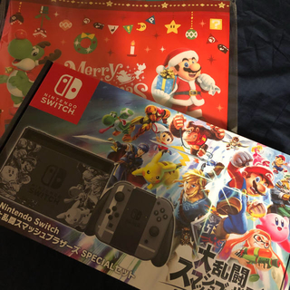 Nintendo Switch - スマブラ スイッチ ニンテンドー 大乱闘スマッシュブラザーズ 本体 セット