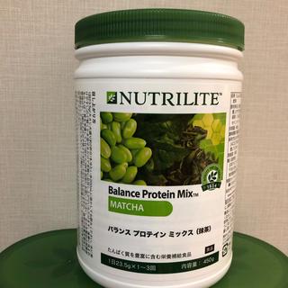 アムウェイ(Amway)のAmway NUTRILITE プロテイン ミックス抹茶(プロテイン)