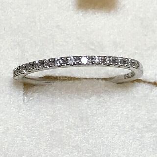 ヨンドシー(4℃)の4°C ヨンドシー ✧︎ハーフエタニティリングWG9号(リング(指輪))