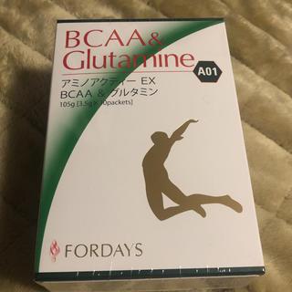 フォーデイズ  アミノアクティーEX BCAA&グルタミン 30袋(アミノ酸)