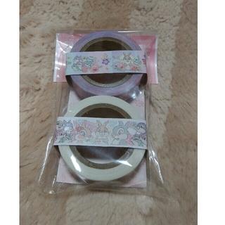 Disney - サンパー ミス・バニー マスキングテープ