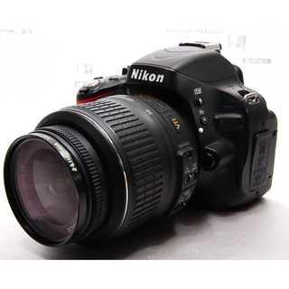 ★★バリアングルが便利! Nikon D5100 レンズキット(デジタル一眼)