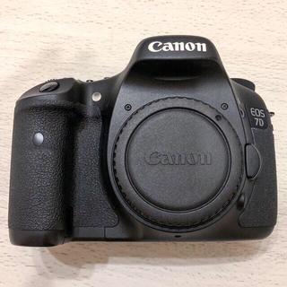 キヤノン(Canon)のCanon EOS 7D キャノン(デジタル一眼)