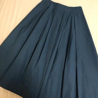 フレイアイディー(FRAY I.D)のフレアスカート (ひざ丈スカート)