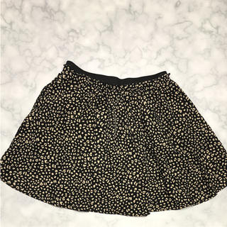 ローリーズファーム(LOWRYS FARM)のレオパード スカート (ミニスカート)